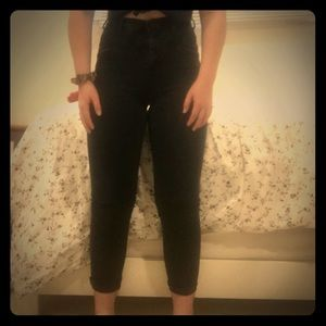 Urban Outfitters BDG Black Long Skinny Jeans